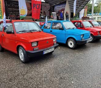 W Lubaszu odbył się II Zlot Fiata 126p