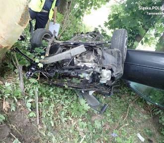Policja poszukuje świadków wypadku w Boniowicach (gm. Zbrosławice)