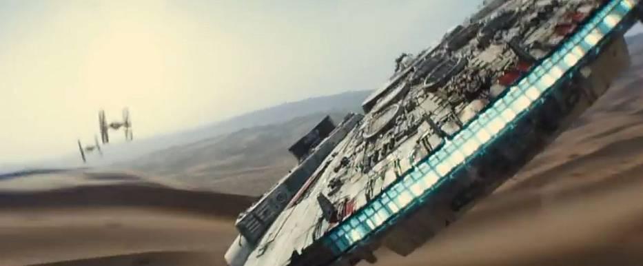 """""""Gwiezdne wojny: Przebudzenie mocy"""" - kadr z filmu"""