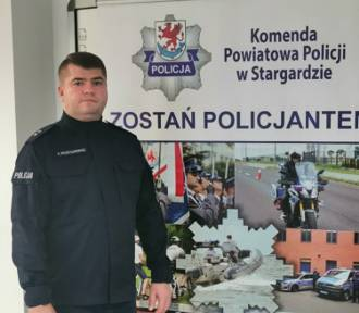 Zainteresowanie służbą w policji jest coraz większe. W Stargardzie zostało 7 wakatów