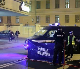 Śmiertelny wypadek na Wojska Polskiego w Piotrkowie