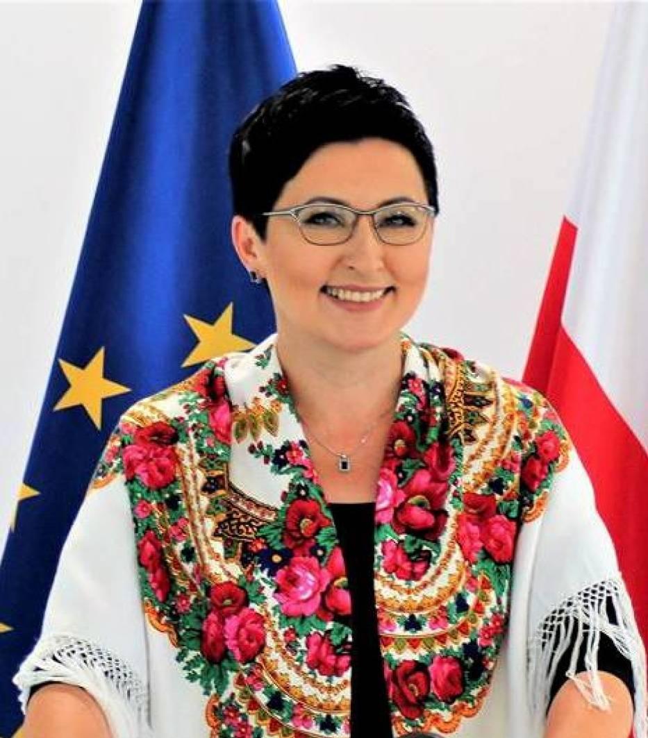 Maria Barbara Chomicz, wicestarosta powiatu opoczyńskiego