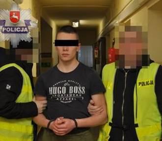 Włamanie do domu w Głusku. 20-latek z Lublina zatrzymany