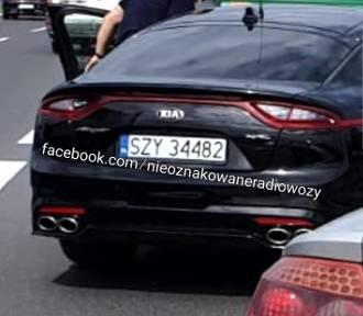 Nieoznakowane radiowozy w woj. śląskim. Widzieliście te auta? [ZDJĘCIA]