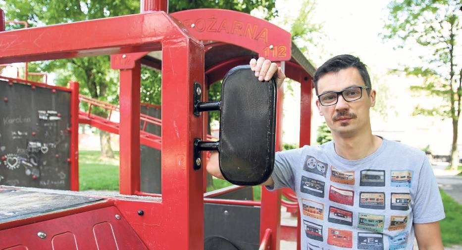 """- """"Rzeszowskie spacery dla przedszkolaków"""" zostały tak ciepło przyjęte, że postanowiliśmy ten pomysł kontynuować - mówi Jan Marković"""