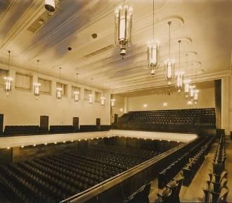 Sala na 1200 widzów czyli RCK jakiego nie znacie. Tak wyglądał przed wojną!