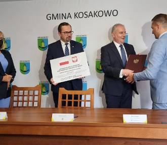 Prawie 9 mln zł dofinansowania trafiło do gminy Kosakowo
