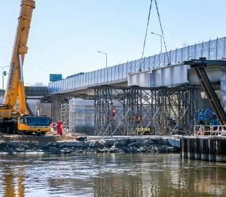Poznań: Tak budują most Lecha [ZDJĘCIA]