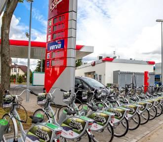 Bikery są już na stacjach paliw Orlen w Białymstoku [ZDJĘCIA]