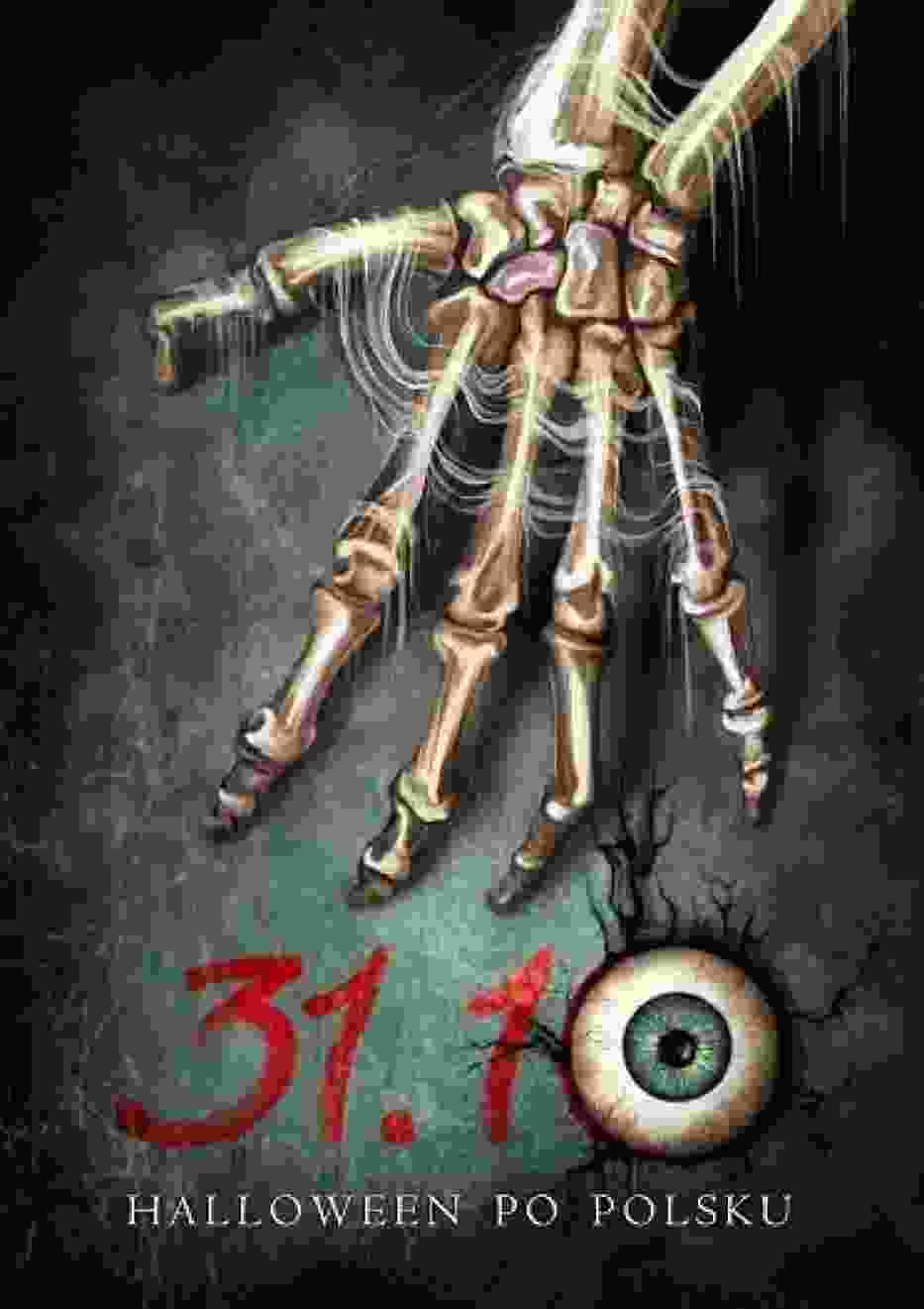 "Okładka książki ""31"