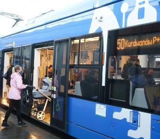 Krakowskie tramwaje i autobusy będą w końcu kursować częściej