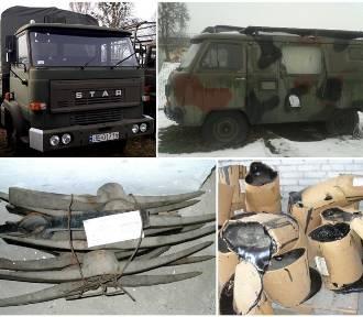 Agencja Mienia Wojskowego w Lublinie wyprzedaje sprzęt. Ceny zaczynają się od 250 zł (ZDJĘCIA)