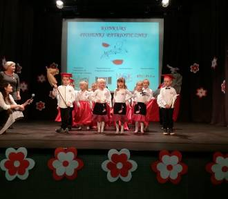10 przedszkoli gnieźnieńskich wzięło udział w konkursie piosenki patriotycznej