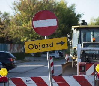 Remont ulicy Rosoła. Zamknięty ruch i objazdy. Kierowców czekają nowe utrudnienia