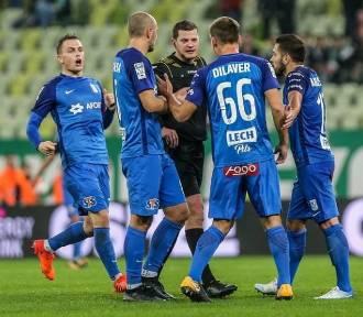 Lechia - Lech 3:3! Remis Lecha w Gdańsku po meczu pełnym emocji!