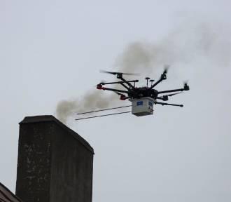 Drony mogą wykrywać smog. Kiedy zaczną działać w Warszawie? [ZDJĘCIA]