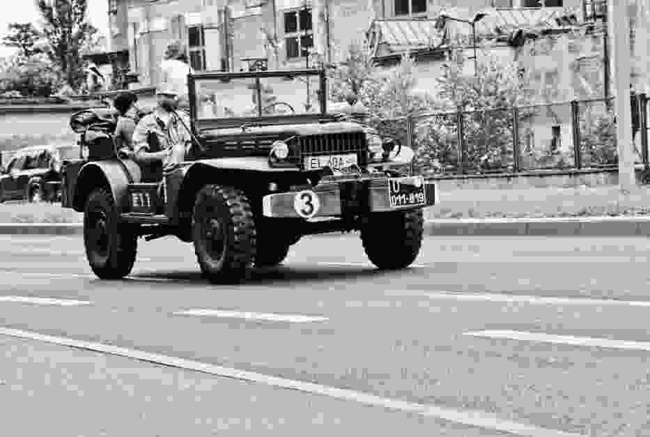 XI Międzynarodowy Zlot Pojazdów Militarnych - Operacja Południe - Bielsko-Biała fot