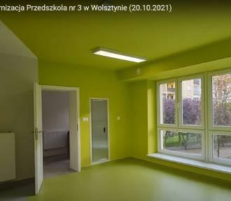 Wolsztyn. Przedszkole nr 3 ma być gotowe w listopadzie [ZDJĘCIA]