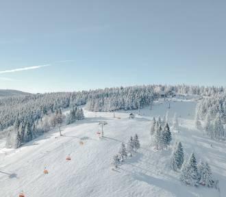 Zimowe ferie w stacji narciarskiej Zieleniec Ski Arena [ZDJĘCIA]