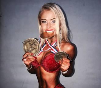 Natalia Czajkowska absolutną mistrzynią świata fitness! (ZDJĘCIA)