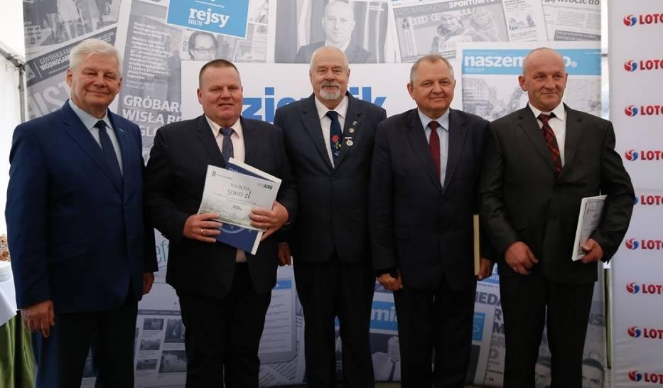 Gala plebiscytu Mistrzowie AGRO 2019 na Pomorzu w Gdańsku (6