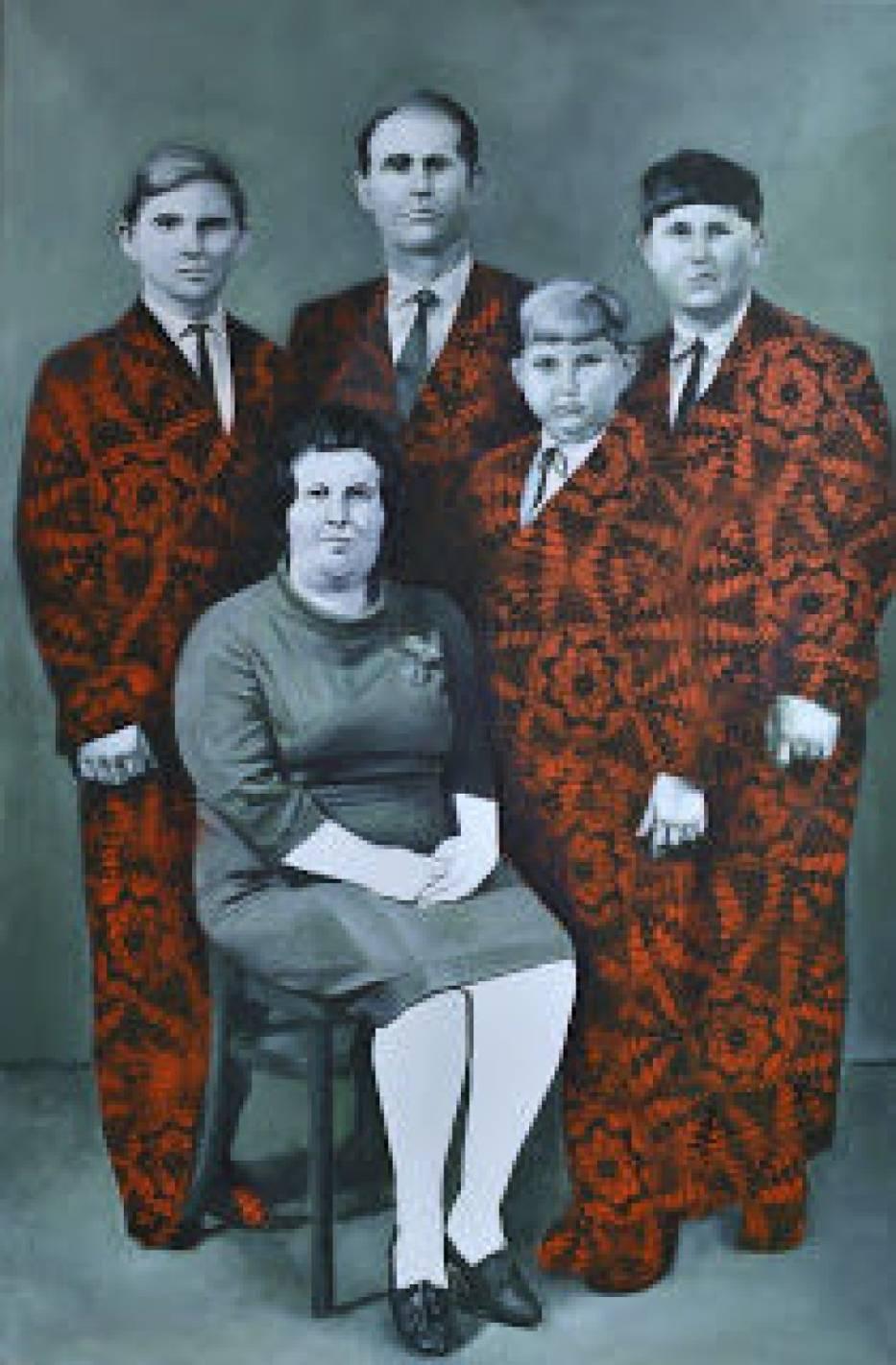 Szablonowa rodzina