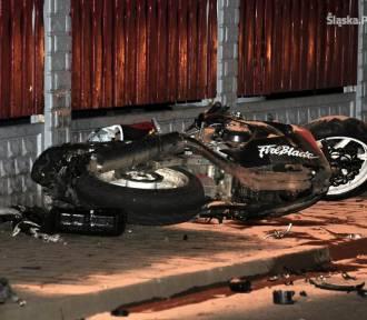 Wypadek motocyklisty w Imielinie - zginął 21-latek. Zderzył się z autem, kto zawinił?
