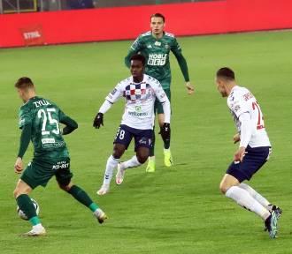 Górnik Zabrze - Śląsk Wrocław 1:1. Górnik się obudził, ale znów nie wygrał... ZDJĘCIA