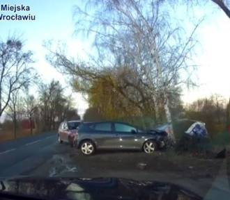 Maratończyk-policjant gonił pijanego kierowcę. Zobacz film z tego zdarzenia. Kierowca był bez
