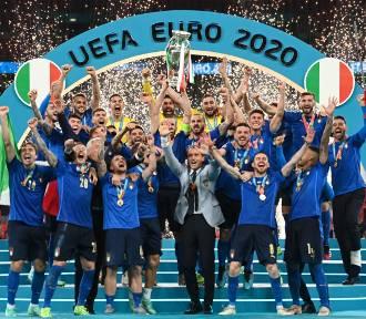 Wielka feta Włochów po wygraniu Euro 2020 [GALERIA]