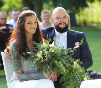 Śluby sportowych gwiazd naszego regionu - ZDJĘCIA