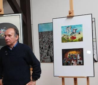 Bolesław Leśmian wiosennie. Prelekcja oraz pokaz multimedialny w zamojskim BWA.