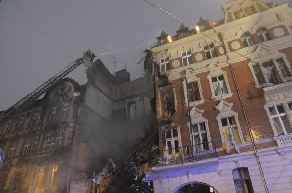 Straż Pożarna w Żorach: strażacy ruszą na pomoc do Katowic
