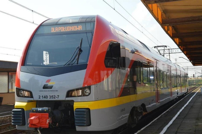 Koronawirus. ŁKA zawiesza kursowanie pociągów na dwa tygodnie