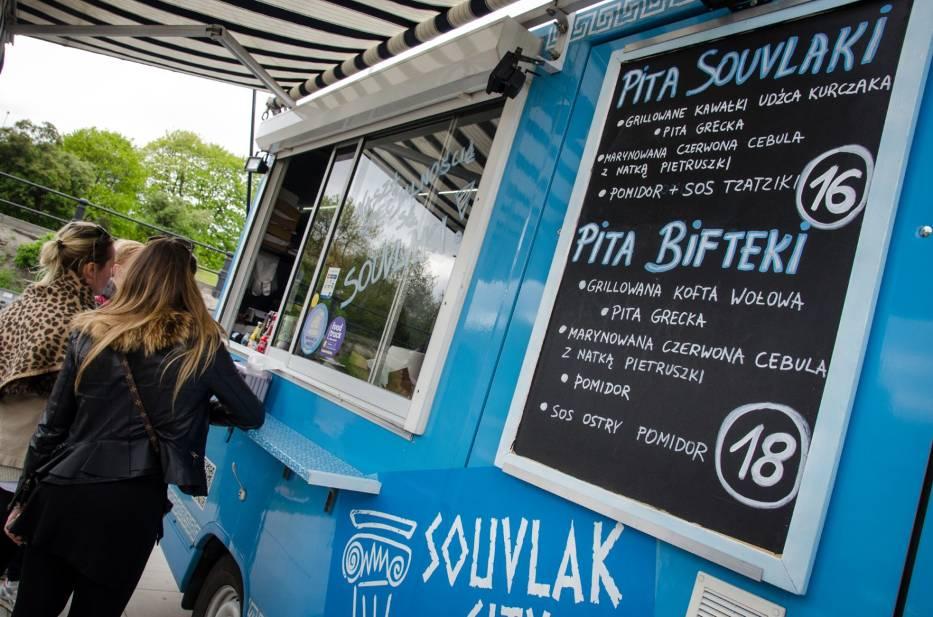 Żarcie na Kółkach 2017. Wielki zlot food trucków powraca, będzie czekoladowy kebab!
