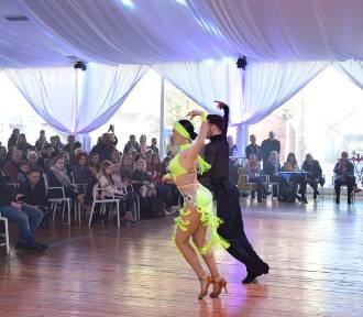 Artystyczny Puck i pokazy tanczene z Dance Flow | ZDJĘCIA, WIDEO