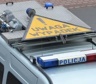 Potrącenie pieszego na ul. Kołłątaja. Policja szuka świadków