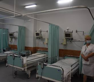 Oddział Udarowy  szpitala miejskiego po remoncie. Od jutra  przyjmuje pacjentów