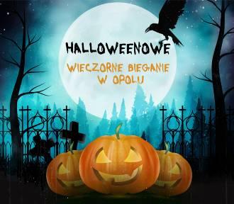Przyjdź na halloweenowe wieczorne bieganie w Opolu!