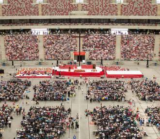 Stadion Młodych. Narodowy wypełni się modlącą się młodzieżą z całej Polski GOTOWE
