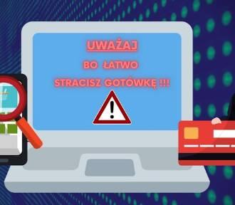 """Policja i administracja skarbowa ostrzegają przed fałszywą """"nocną lokatą"""""""
