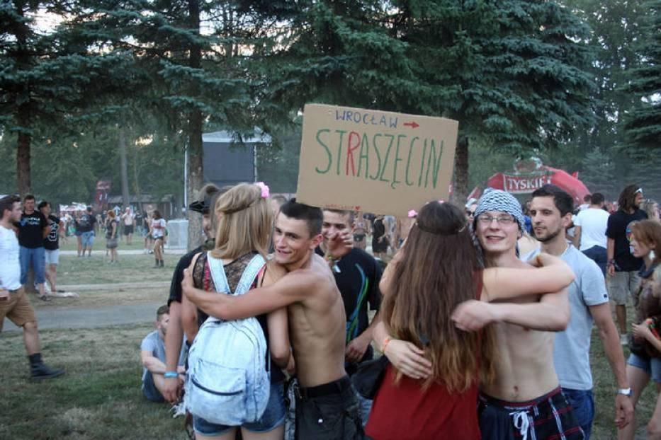 Czad Festiwalkiedy: 23-27 sierpniagdzie: Straszęcin k