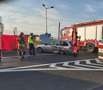 Tragiczny wypadek w Nakle nad Notecią. Nie żyje mężczyzna