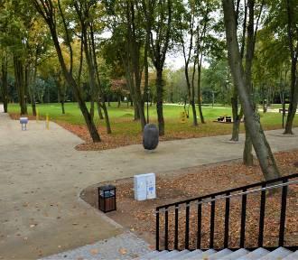 Odnowiony park w Wieruszowie już służy mieszkańcom ZDJĘCIA