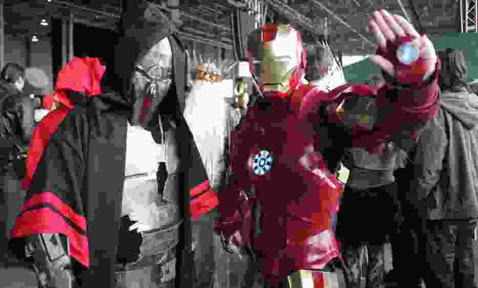 Pyrkon 2014: Wielki Konkurs Strojów Maskarada