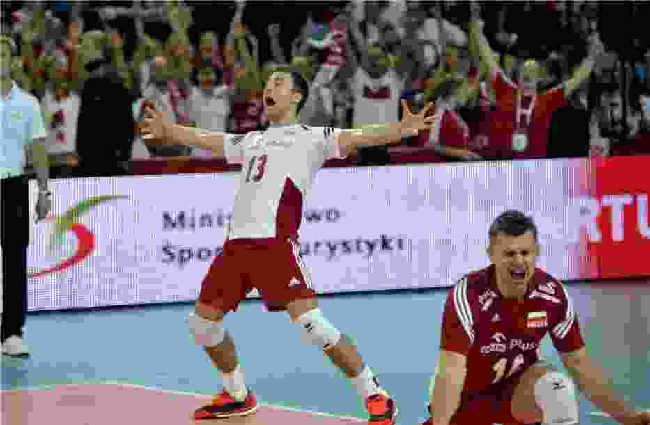 Mistrzostwa Świata 2014 w siatkówce: Polska - Kamerun 3:1