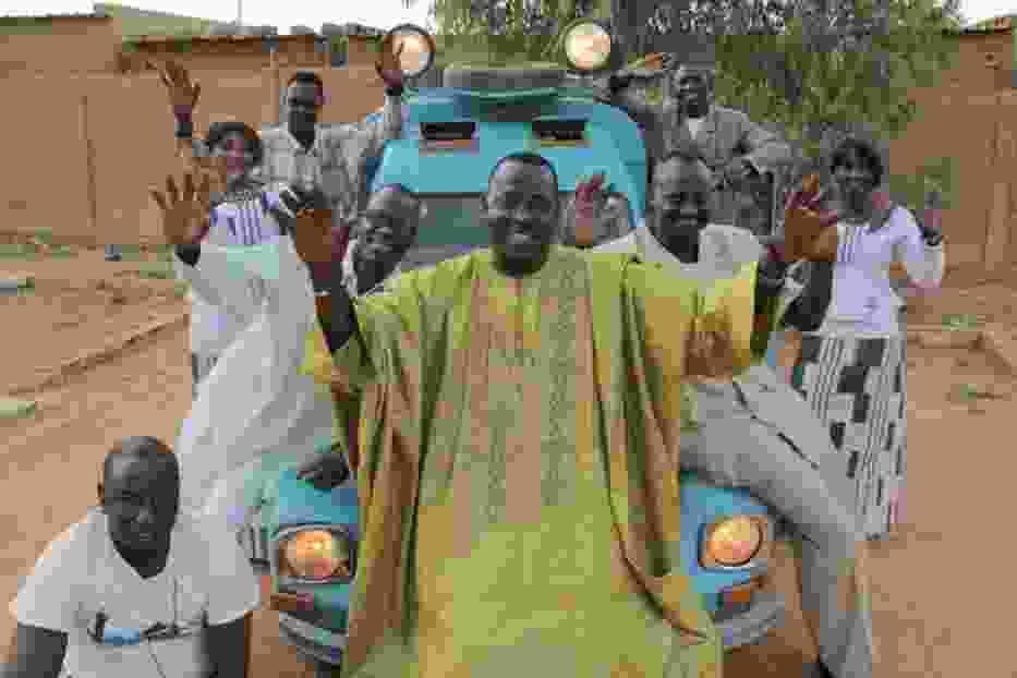 Yacoub Moumouni z zespołu Mamar Kasey z Nigerii