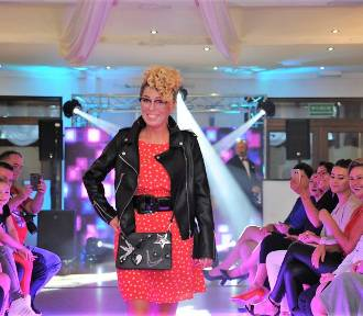 Charytatywny pokaz mody w CWK Zacisze w Złotowie [ZDJĘCIA]