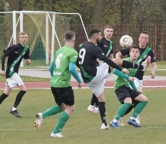 IV liga piłki nożnej Cuiavia Inowrocław - Legia Chełmża 3:0 [zdjęcia]