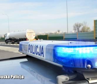 Ojciec dziecka zajechał drogę policji i błagał o pomoc